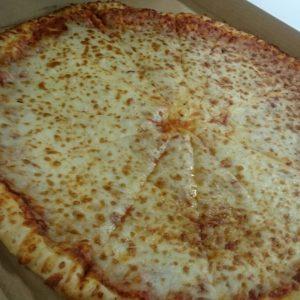 コストコのピザを頂きました⭐すごく大きくてビックリです( ;∀;)