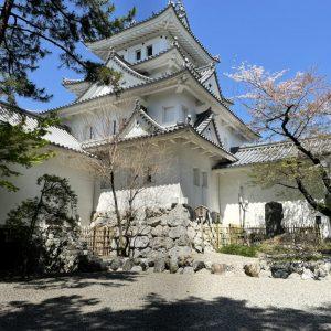 営業先で立派なお城の前を通りました🏰大垣城です☺