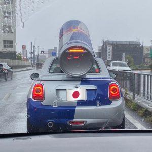 Red Bull車🚗発見👀